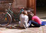 Fahrradtechnik Girls Day 2015 © KidBike e.V.