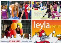 Leyla rennt © Seitenwechsel
